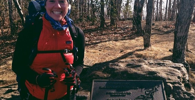 Top Instagram Pictures from The #AppalachianTrail This Week