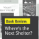 Book Review: Where's the Next Shelter?