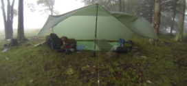 How I found my way into Tarp Tenting