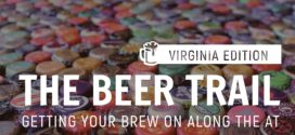 The Beer Drinker's Guide to the Appalachian Trail [Virginia Edition]