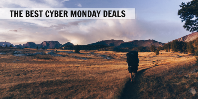 The Best Cyber Monday (and Week) Deals for Hikers and Backpackers